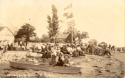 Mersea Regatta in 1911 - from 2008 slideshow