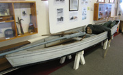 1919 Duck punt in Mersea Museum 2008