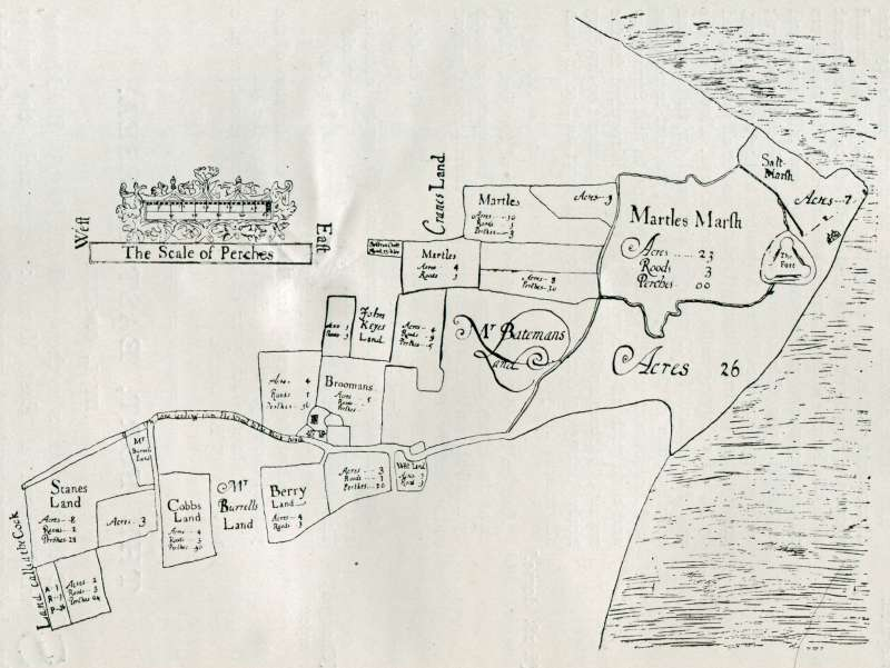 The Fort, East Mersea. Article on the Blockhouse Fort at East Mersea by L.C. Sier.
