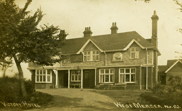 Victory Inn around 1914