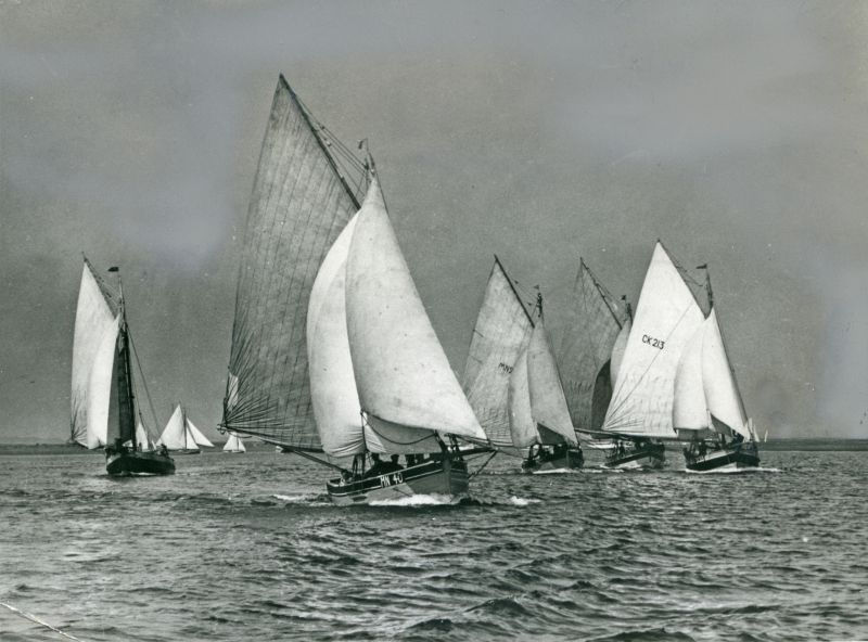 West Mersea Town Regatta 1930.