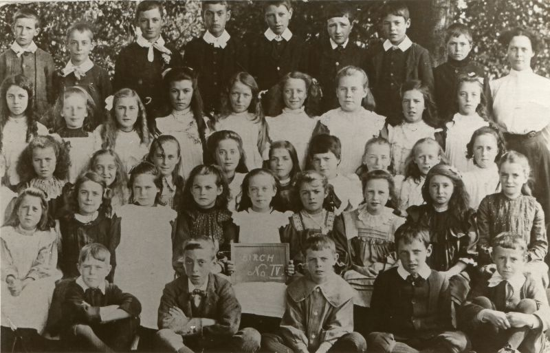 Birch School No. IV. c1914.