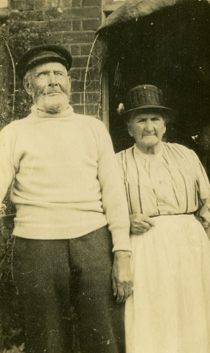 Great grandfather and grandmother [ Sheila Chatters ?]