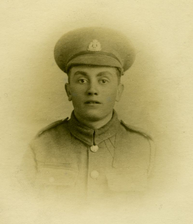 Tom Marriage, died of wounds 5 May 1917