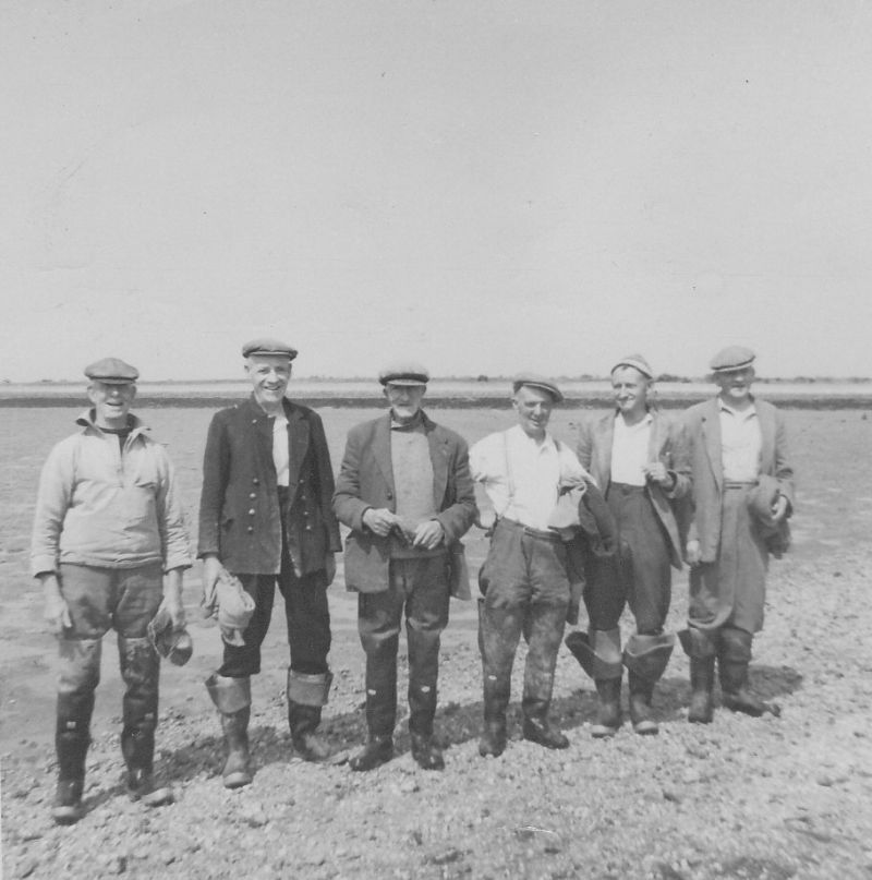 Tollesbury Men.