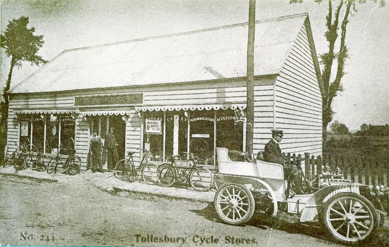 The Cycle Stores, Tollesbury.