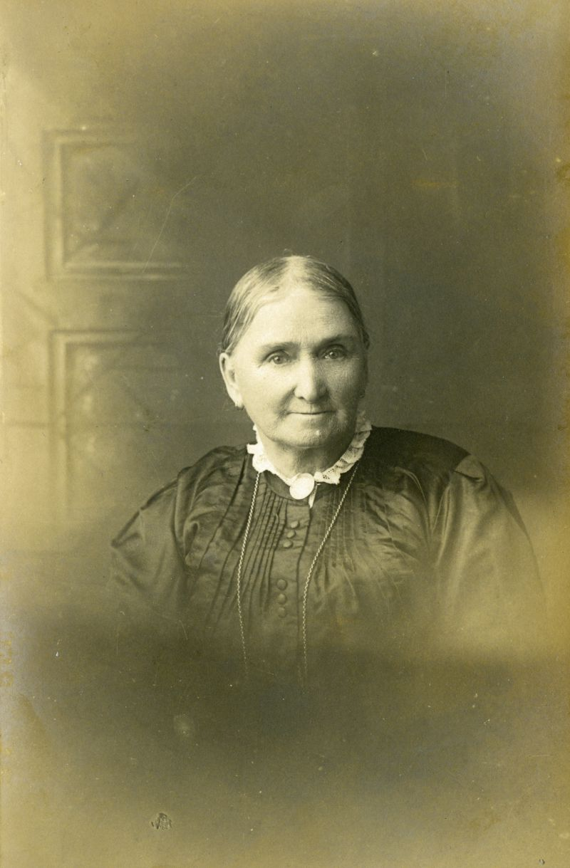 My Grandmother Emma Hewes née Hempstead. 