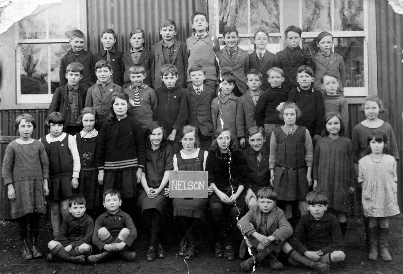West Mersea School Nelson 1924 / 1925.