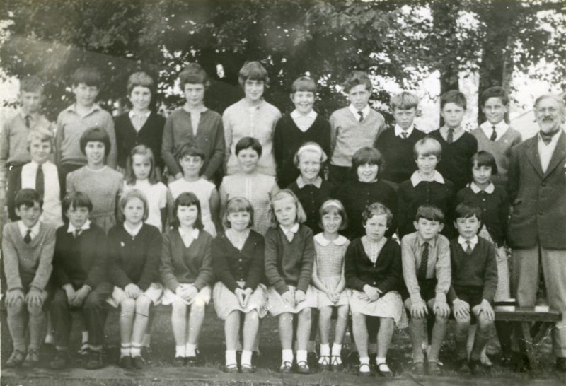 School group.