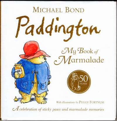 Paddington Bear illustrated by Peggy Fortnum.
