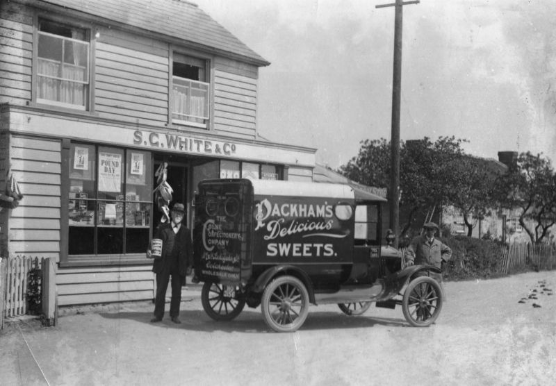 Peldon Shop in the 1920s