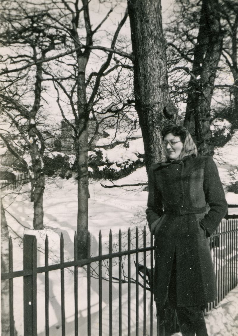 Chilly isn't it?