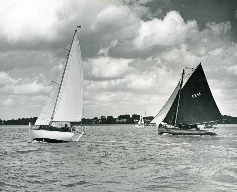 JANMER and CK44 MAYFLOWER. 
