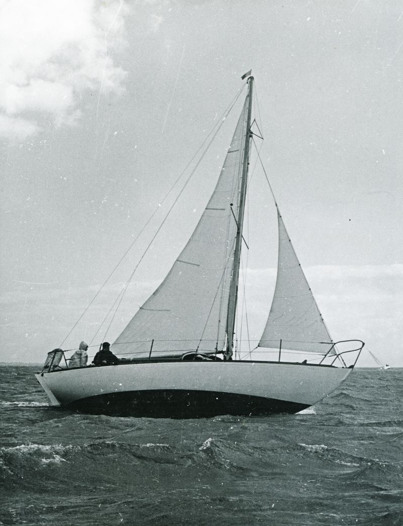JANMER, owned by Joan and Norman Ward. 