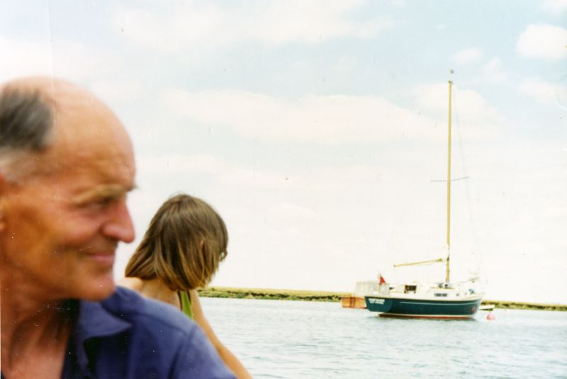 Norman and Ann Ward 