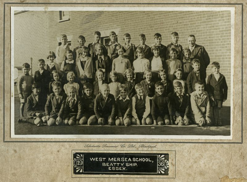West Mersea School - Beatty Ship