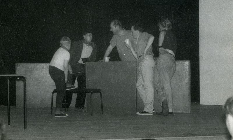 International Youth Camp.