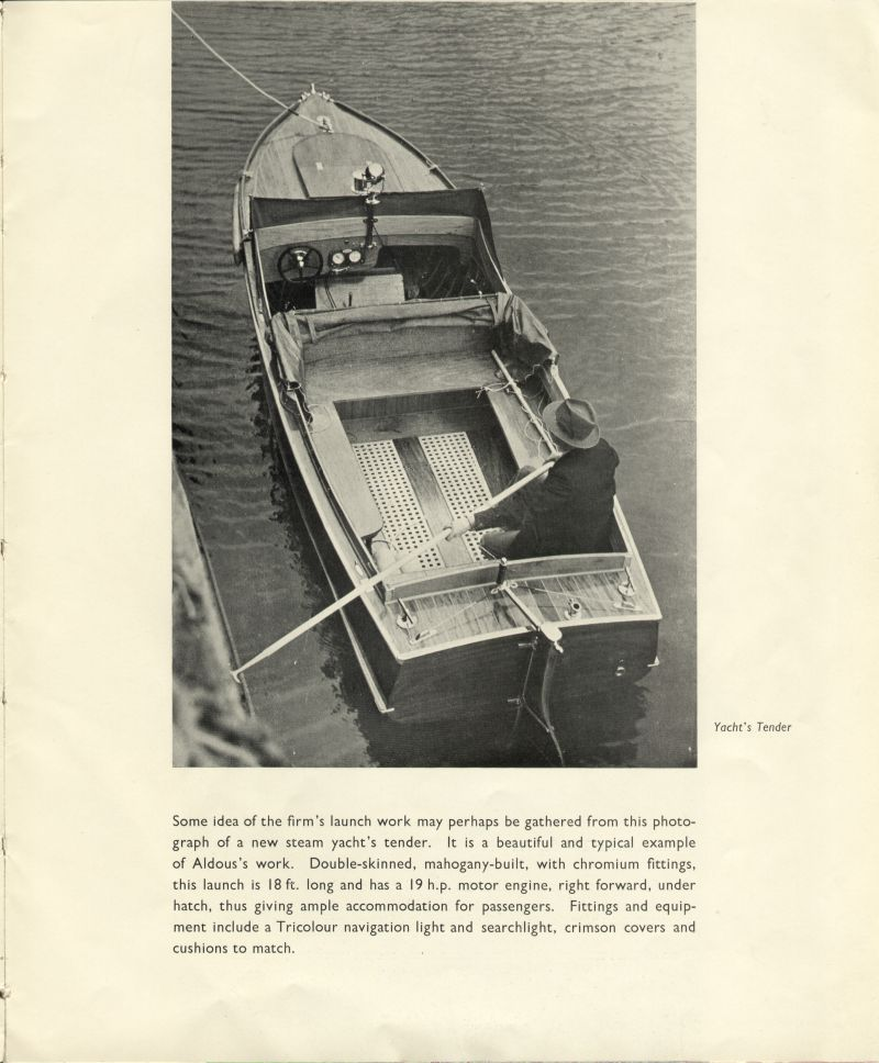 Aldous Successors Ltd catalogue --- page 19. 