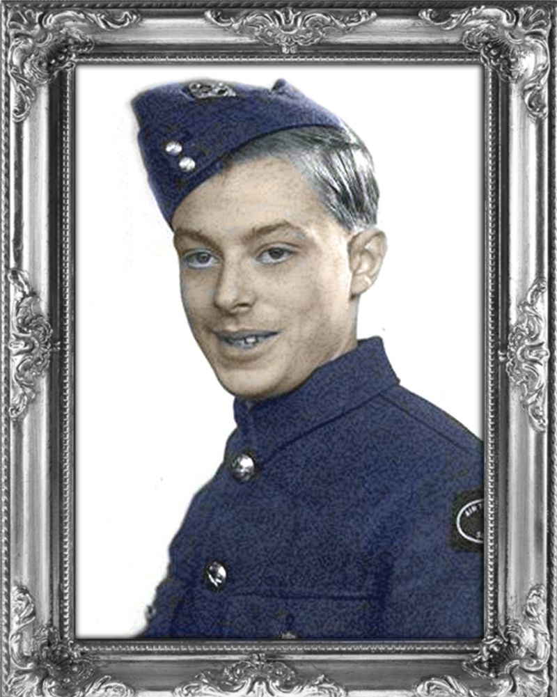 Ian Michell 1927-1945. Air Training Corps.