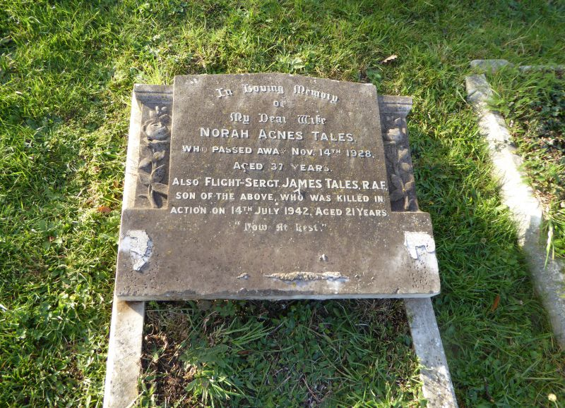 In Loving Memory of My Dear Wife