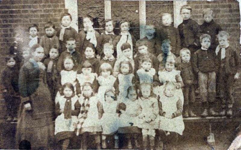 West Mersea School.