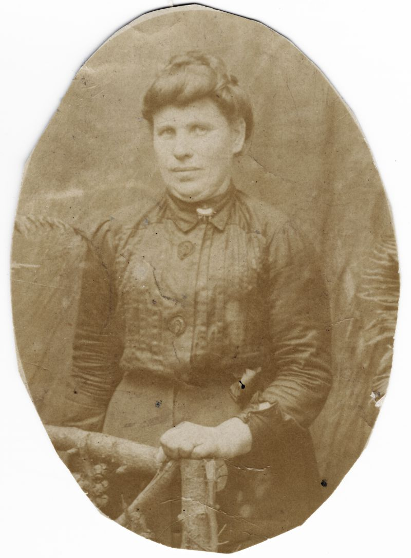 Great Grandmother Ruth Hoy née Pullen
