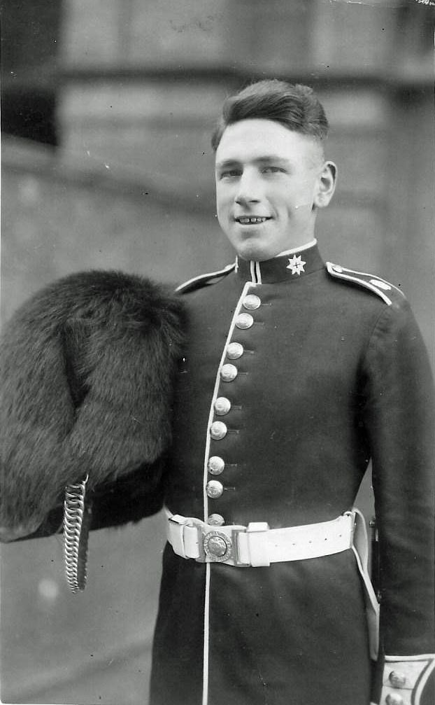 George Sanders Smith, Coldstream Guards 