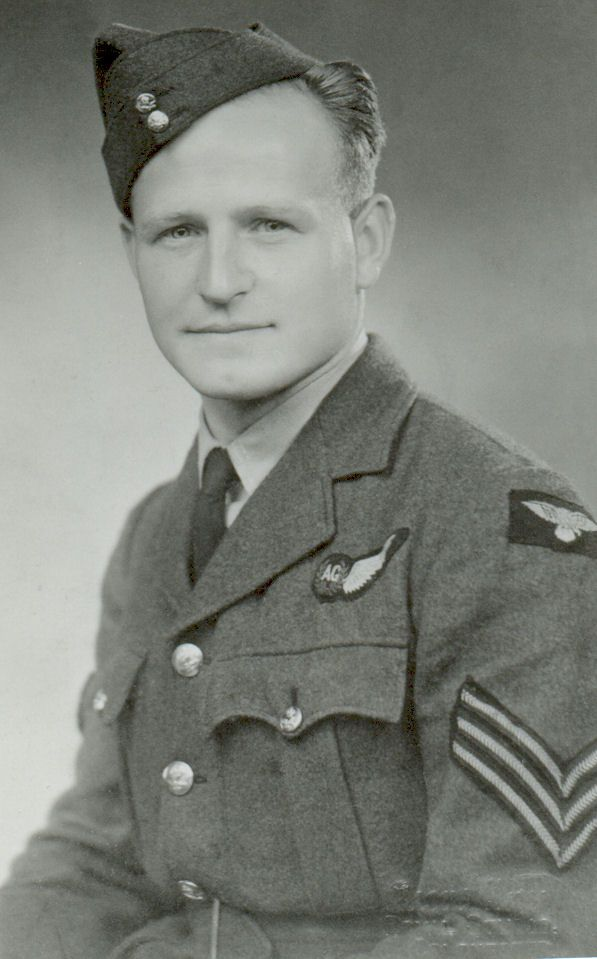 Sergeant Herbert Vincent Winch, Royal Air Force Volunteer Reserve
