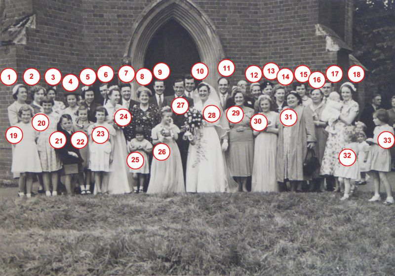 A Ponder Wedding 