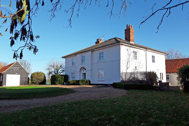 Copt Hall, Little Wigborough 