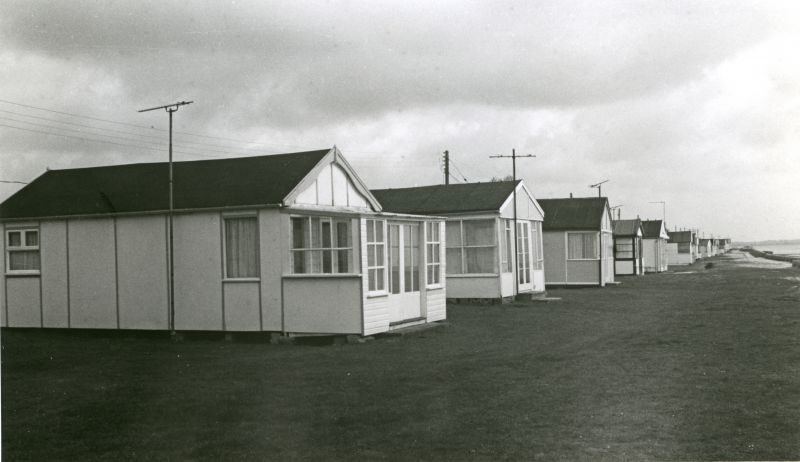 Coopers Beach Chalets under threat. 