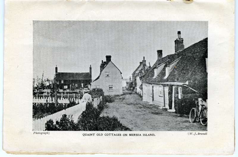 Homeland Handy Guides - Mersea Island. Page 17. The Lane. 