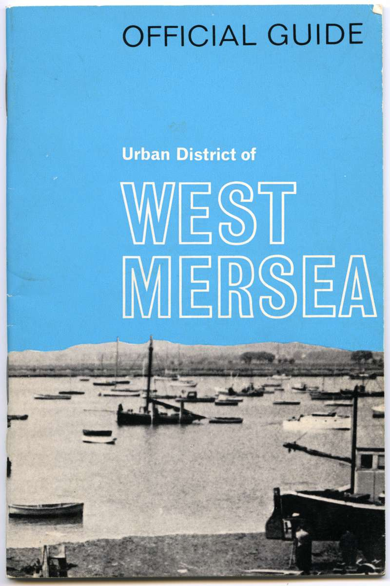 Urban District of West Mersea. Official Guide. c1972.