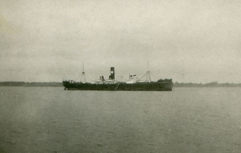 CANONESA Off Tollesbury Pier Date: July 1928.