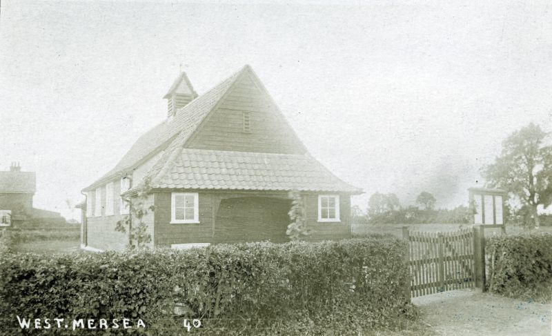 Assembly Hall, West Mersea