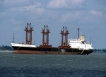 107. ID IA000160 SAPELE laid up in the River Blackwater