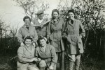 75. ID GRD_LAN_007 Land Girls. Bert Wright, 
