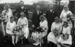 20. ID RG03_211 Wedding of Madge Green and Arthur Fielder. 