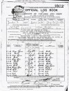 24. ID RG03_281 Official Log book of barge ZENOBIA, Official No. 91903, covering period 1 January 1922 to 30 June 1922. 