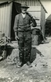2366. ID RUD_FAM_131 George French c1936. Foreman of Stags Head Oyster Company. He was born c1863. Grandfather of Eric 'Pom'.