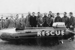 1. ID IA003272 West Mersea's first Inshore Lifeboat and supporters.