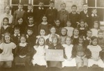 Birch School. Group III. c1914.