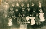 19. ID ELB_SCH_107 Birch C. of E. School, 1920.