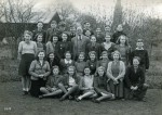 Birch School around 1950. 