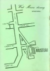 28. ID MBK_GBK_020 Mersea Museum Guidebook. Back cover. Map of area.