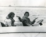 3. ID DEP_041 Steve Pavey and Toby Cook. Dabchicks Rescue Boat in the early 1980s.