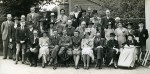 5. ID RUD_002_031 Wedding of Miss Winifred Edge, A.T.S., of Hanmer, Shropshire to Eric Archibald French, Corporal, RAF, at the Methodist Church 10 August 1943.
