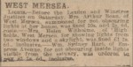 101. ID MMN_1917_017 Lights. Mrs Arthur Bean of West Mersea, summoned for not obsuring lights at her house.