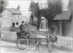 110. ID PBIB_RDG_001 Photo taken in Mell Road about 1890.