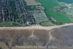 Victoria Esplanade centre left. Seaview Avenue just left of centre. Decoy Point and Waldegraves to the right.
